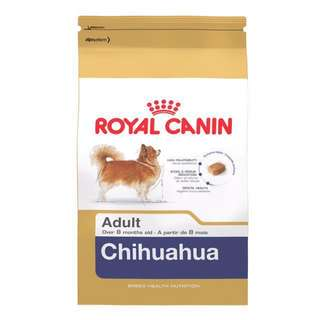 Instock | Royal Canin Chihuahua Adult Dry Dog Food