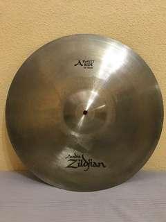 """Zildjian 21"""" A Sweet Ride"""