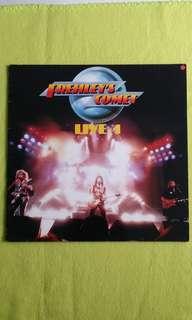 FREHLEYS COMET (Ex : KISS lead guitarist) live+1 vinyl record