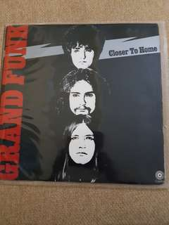 Grand funk - closer to home vinyl