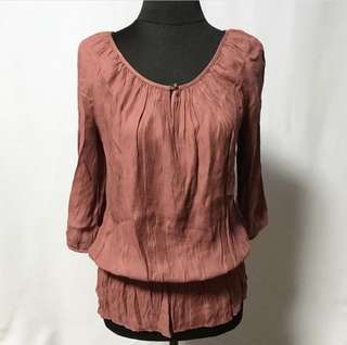 Three-Fourths Blouse from France
