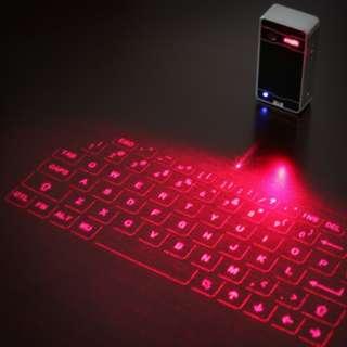Vitural Laser Keyboard - 鐳射鍵盤 - A0911