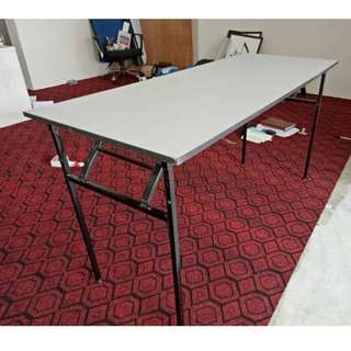 3 units Banquet Table - 10 units Banquet Chair