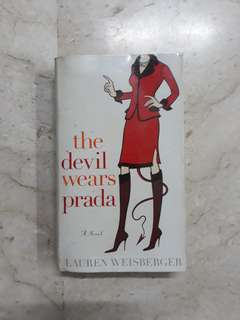 The devil wears prada - Lauren weisberger