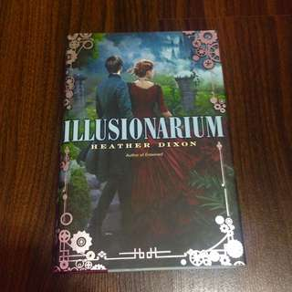 Illusionarium (Hardcover) by Heather Dixon