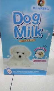 Dog milk
