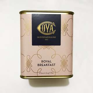 Cova Royal breakfast tea leaf 茶葉100g