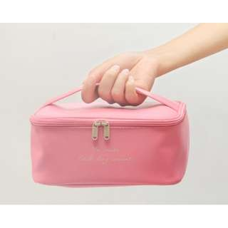 Cosmetic Pouch / Cosmetic Bag / Travel Organizer / Travel Essential