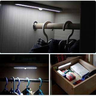 Rechargeable Inductive LED Light - 充電式自動感應夜燈 - A0913