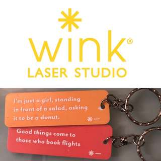 Wink Laser Studio Gift Card READ DESCRIPTION