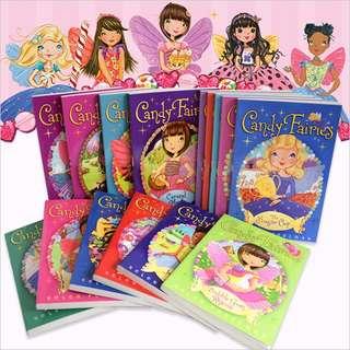 eBook - Candy Fairies 20 Book Set by Helen Perelman