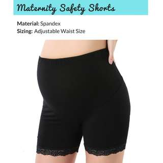 Safety Shorts Maternity