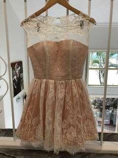 Sherri Hill Formal / Cocktail Dress Size 2 AUS 6