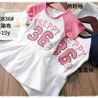 36運動風洋裝