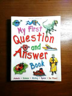 My First Question and Answer Book by Miles Kelly Publishing, 512 pages (Children Non Fiction)