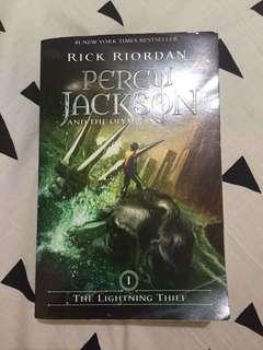 Percy Jackson // The Lightning Thief
