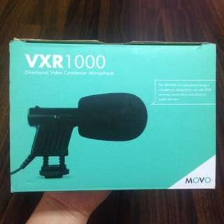 Movo VXR1000 Directional Condenser Microphone