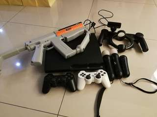 Full set Playstation 3