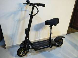 Escooter Electric Scooter Ultron Dual Motors
