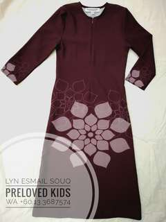 Jubah Dress for Kids by RINA SALLEH