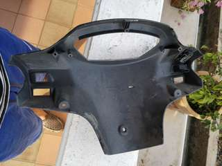 Vr125 head and front cover