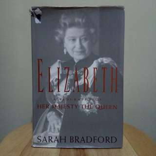Biography of Queen Elizabeth