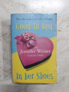 Good in bed in her shoes - Jennifer weiner