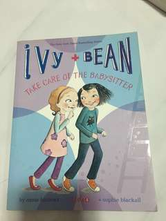 Ivy+Bean: Take Care of The Babysitter