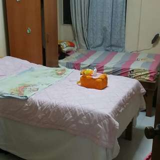 Bed Space @ West Coast Road (Filipino only)