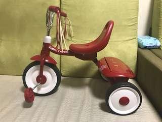 美國RadioFlyer三輪車