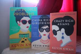 Kevin Kwan Book Set Crazy Rich Asian