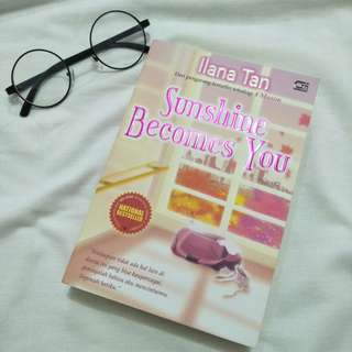 Novel Ilana Tan