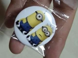 Despicable Me  - Minions Pins