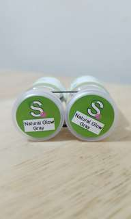 SPARKLE CONTACT LENS - Natural Glow Gray