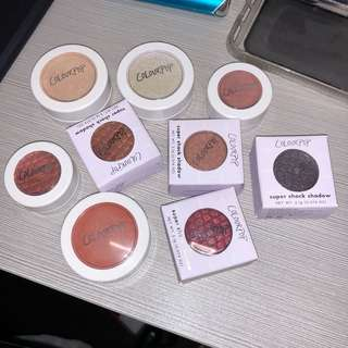 Bulk Makeup Colourpop Eyeshadow Highlighter