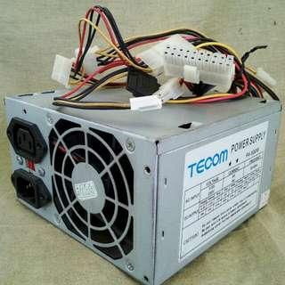 TECOM Computer Power Supply