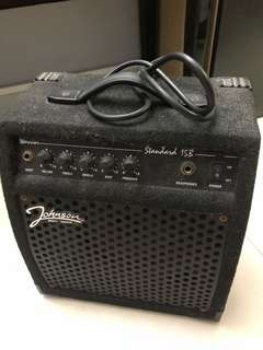 Base Guitar Amplifier