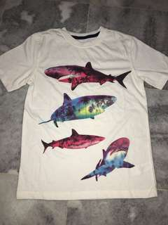 GAP KIDS shark 8/9 years old