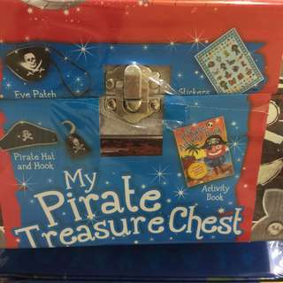 my little pirate chest