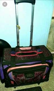 Auth hawk trolley bag