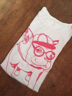 Vintage dog shirt