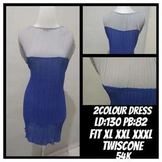 Dress Lipit Fit XL to XXL