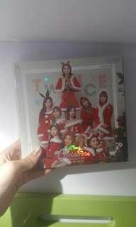 減價送官方小卡!Twice coaster:Lane 1 Christmas Edition淨專
