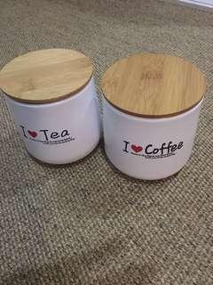 Tempat teh & kopi