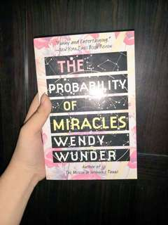 The Probability of Miracles Wendy Wunder