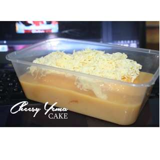 Cheesy Yema Cake
