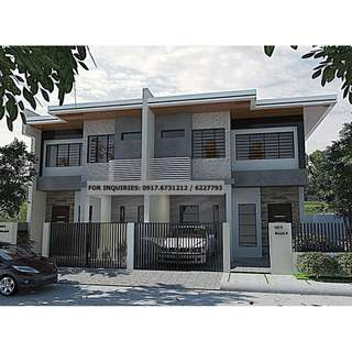 PRE-SELLING DUPLEX in Antipolo near Budgetlane