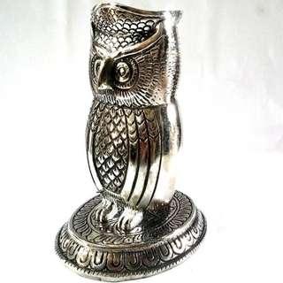 Owl shape Artistic Pen Holder
