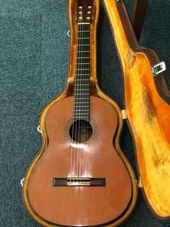 REDUCED 1974 Hiroshi Tamura P200 Vintage Classical Guitar