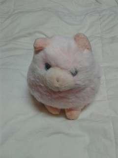 Pink Cat Stuffed Toy - Blue Magic